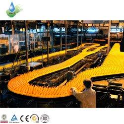 Machine/4in1 주스 채우는 장비 또는 포도 주스 병 채우게 또는 주스 분말 충전물 기계 또는 Juicer 충전물 기계 플랜트를 병에 넣는 설탕 주스
