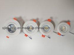 SMD2835 mini garanzia poco costosa di prezzi del punto 3W 5W 7W 9W indicatore luminoso del soffitto LED del punto luminoso da 1 anno giù