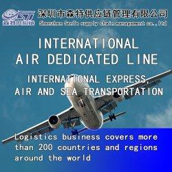 Compagnia di trasporti di logistica dell'aria dalla Cina all'Ungheria e alla Lituania