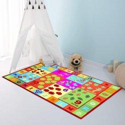 미끄럼 방지 어린이 놀이 매트 어린이 놀이 카펫 맞춤 인쇄 어린이 침실을 위한 러그