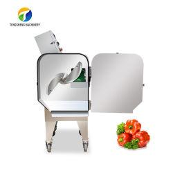 Cortadora de frutas verduras cortar en rodajas Dicing cubos de trituración Máquina de corte (TS-P115A)