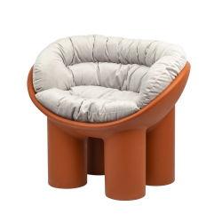 Modèle moderne de la modélisation animale avec salle de coussin de chaise de bureau des ventes LOISIRS/chaises de salle de vie
