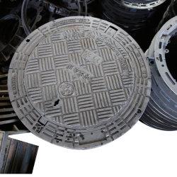 مصدر إمداد المصنع قنوات قنوات الاتصالات السلكية واللاسلكية شبكة أنابيب المياه C124 C250 D400، غطاء قنوات الصرف الصحي من الرمال الحديدية