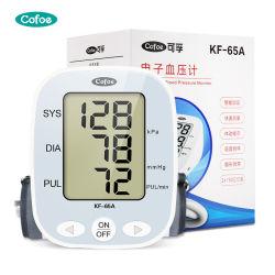 Medidor de pressão arterial automática da pressão arterial eletrônicos do Braço Superior da Máquina Pa Digital Digital Monitor Monitor de Pressão Arterial Bp a máquina