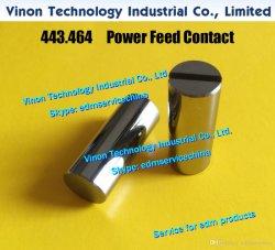 443.464 EDM Contact d'alimentation A016 size: 12x30mm Courant d'alimentation Alimentation inférieure 443.464.3 590443464 Pick-up actuel pour EDM Machine Agie fil coupe