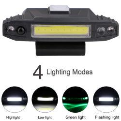 Светодиодный индикатор Red Hat закрепите фонарь с мини-аккумулятор портативного переключателя датчика бейсбола закрепите фары для кемпинга и шестерни