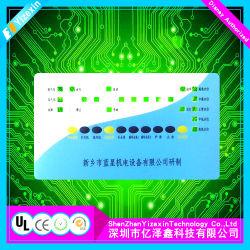 OEM에 의하여 주문을 받아서 만들어지는 투명한 명확한 키보드