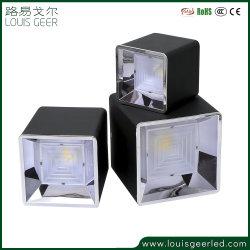 Lange Lebensdauer Blendschutzinnendruckgießenaluminium vertiefte LED helles Downlight 20W für Büro-Hotel-Krankenhaus