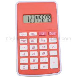 Conjunto de papelaria Calculadora mini calculadora de alunos de cor personalizada
