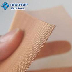 Le tissage de la plaine de 1,5 M de 200 350 Mesh en bronze phosphoreux tissu maille de fil de blindage