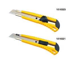 절단기 블레이드 접이식 칼의 날카로운 스냅이 있는 유틸리티 나이프 안전 칼