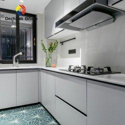 China fabrieksprijs Acryl keukenkast met aluminium keukenkast Deuren