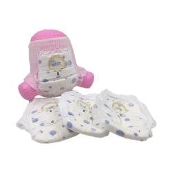 Venda por grosso Sweety descartáveis fraldas para bebé Pad