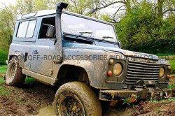 4X4 carro off road Snorkel Usar para Land Rover defender e Disovery 1 e 2 e 3 e 4