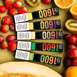 Preis ab Werk Puff Bar Plus 1600 Puff E-Vape Einweg E-Zigarette