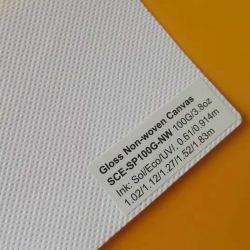 Sounda de toile de polyester Tissu écologique