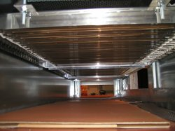 Инфракрасная система отопления для жидкое покрытие на каменные плиты