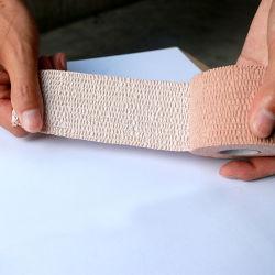 100% хлопок ткань оторвать лампа Eab клей эластичную ленту целлофановую упаковку