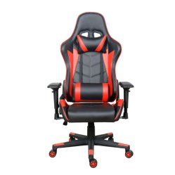 Racer Sport Gaming Chair Met Lumbar Support Furniture Red Gamer Chair