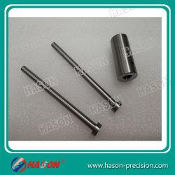 Präzisions-Form zerteilt heiße Verkaufs-Ausscheidungswettkampf CNC-gerade Ejektor-Hülsen-Ejektor-Stiftspezielle Form-Legierungs-Buchse