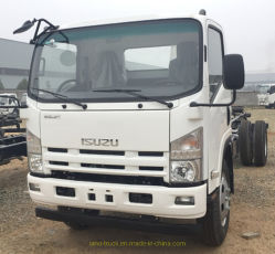 Isuzu 700p 싱글 로우 트럭 섀시