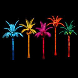 CE RoHS-LED für den Außenbereich, Straßendekoration, Palm Tree Light