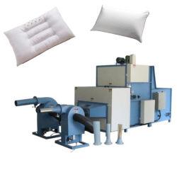 Cuscino di cardatura dell'ammortizzatore del rilievo della fibra che farcisce la macchina di rifornimento