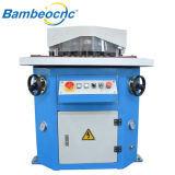 China bevestigde Hoek Inkervend Machine 4X250mm voor het Knipsel van 90 Graad