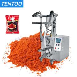 자동 수프 향신료 파우더 옥수수 가루 포장 기계