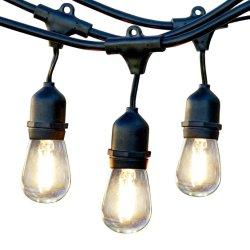 크리스마스 Lights&로 LED 끈 빛은 안뜰 빛을 방수 처리한다