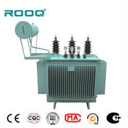 Trasformatore di potere/distribuzione di Rooq-6kv/11kv/33kv/35kv con tipo a bagno d'olio ed asciutto