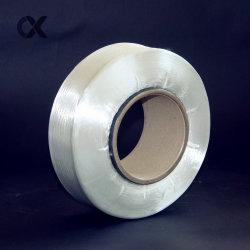 Uso di tessitura e filato materiale 100% del POY del poliestere 150/144