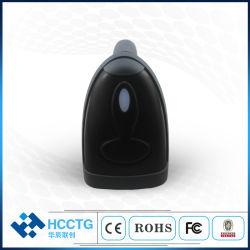 Кассовый аппарат 2.4G Беспроводной лазерный сканер 1d скорости Сканер штрих-кодов (HS-6100G)