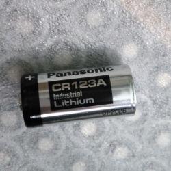 Литиевая батарея CR123A