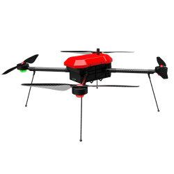 T-drones imperméable Long Range 71mins M690 pour la surveillance, de cartographie Bourdon UAV&OEM avec la caméra, contrôleur de vol, de la batterie au lithium polymère