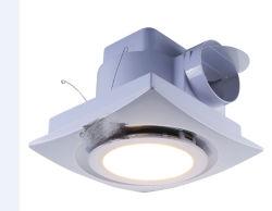 贅沢なデザインLEDライトが付いている10インチの管の換気扇