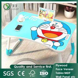 Multifunctionele, goedkope, opvouwbare draagbare opvouwbare laptoptafel voor thuis