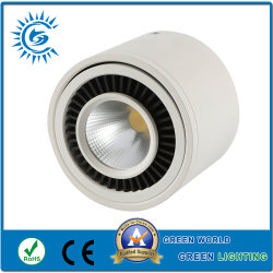 5 W Aluminium mit weißer Led-Downlight Für Oberflächenmontage