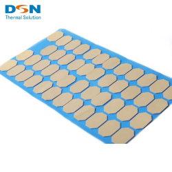 Производитель тепловой токопроводящие силиконовые накладки для мобильных телефонов системы охлаждения двигателя