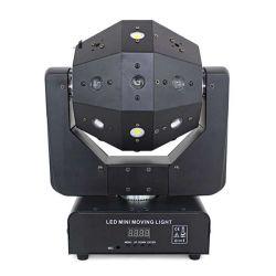 Laser+Strobe+ LED Stadiums-Licht des Träger-bewegliches Kopf-3in1 magische DJ-Disco-Kugel