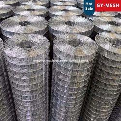 L'acier galvanisé de Wire Mesh/Treillis Soudés/ construction de treillis soudé /Panneau treillis soudé pour Animal maille de la cage/S/Wire Mesh pour Garden clôture/panneau/grillage de clôture