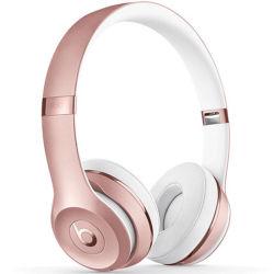 무선 헤드폰 Bluetooth 헤드폰 솔로 3 W1 칩 무선 Bluetooth 이어폰 입체 음향 헤드폰