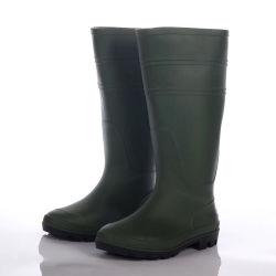 Chuva de borracha de calçado de ESV à prova de Corte Botas de chuva