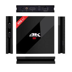 Het nieuwste van de Kern Octa van Amlogic S912 H96 PRO+ Androïde 7.1 van de Reeks Hoogste van TV van het Vakje van de 2GB/3G- RAM Vakje van 16GB/32g- ROM TV met Dubbel - kanaal WiFi
