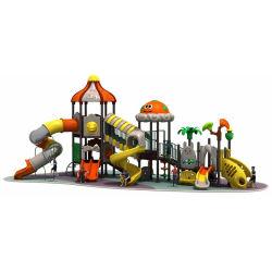 As crianças plástica usada Park jogar jogos de Diversões parque ao ar livre