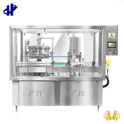 Preis 2 in 1 Aluminium Dose Bier Füllen Verschließmaschine Kohlensäurehaltige Softdrink-Getränkekannen Produktionslinie