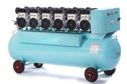 De stodde Sterke Compressor van de Lucht van de Schroef van de Smering van het Water van Energy-Efficient Olie 200kw van de Compressor van de Zuiger van de Olie van de Macht Vrije Vrije Enige