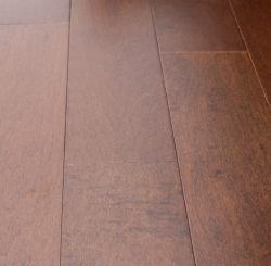 中国かアジアかえでによって設計される木製のフロアーリング