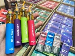 熱い5.0 Ml 0~50mgのか総合的なニコチンの短い時間01の先行時間と使い捨て可能なVapeのペンEのタバコのECigのパフ950のmAh 1200のパフをニコチン販売する