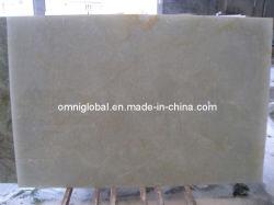 Onyx blanco losa Panel Compuesto de cristal de mármol/ Mosaico, azulejo de pared